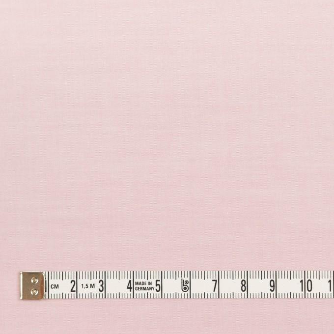 コットン×無地(モーブ)×シャンブレー・ローン_全7色 イメージ4