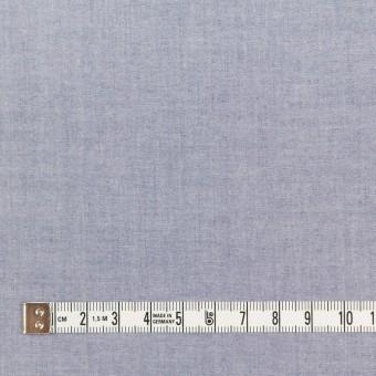 コットン×無地(アッシュネイビー)×シャンブレー・ローン_全7色 サムネイル4
