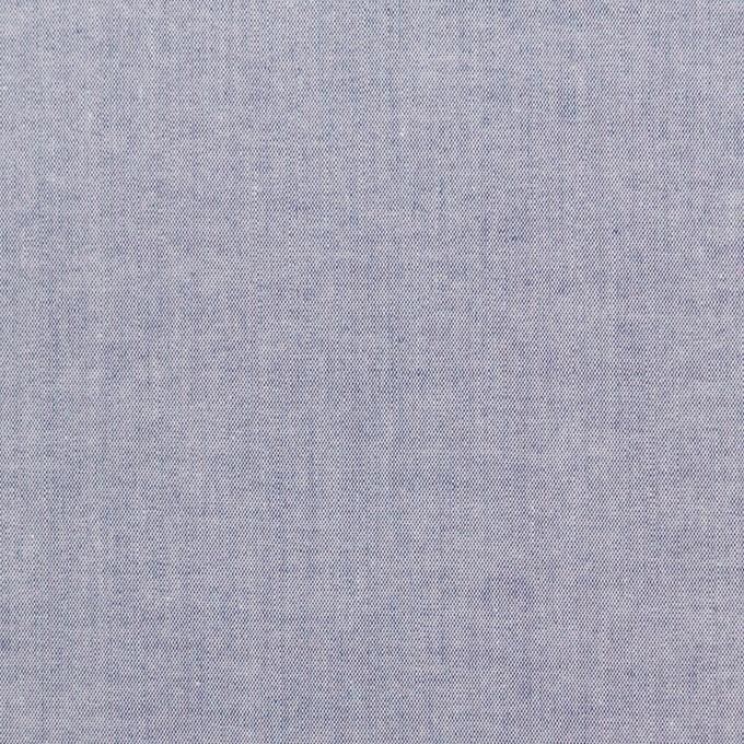 コットン×無地(アッシュネイビー)×シャンブレー・ローン_全7色 イメージ1
