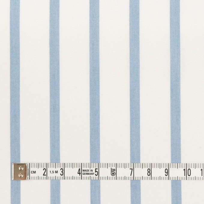 ナイロン&コットン×ストライプ(サックス)×ブロード_全3色 イメージ4