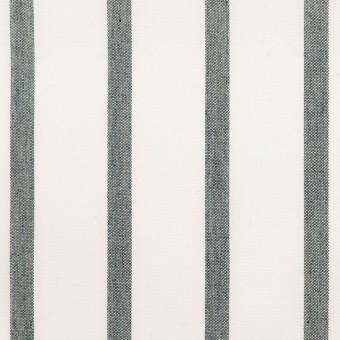 ナイロン&コットン×ストライプ(チャコール)×ブロード_全3色 サムネイル1