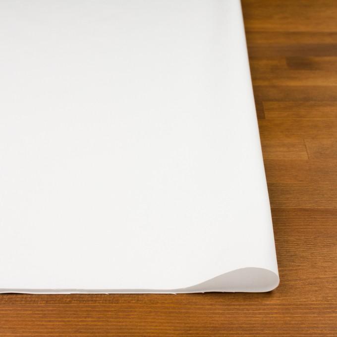 コットン×無地(ホワイト)×ギャバジン_全2色_イタリア製 イメージ3