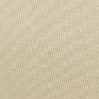 コットン×無地(ライトカーキ)×ギャバジン_全2色_イタリア製 サムネイル1