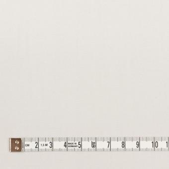 コットン&ウール混×無地(ライトグレー)×サージストレッチ_全3色_イタリア製 サムネイル4