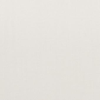 コットン&ウール混×無地(ライトグレー)×サージストレッチ_全3色_イタリア製