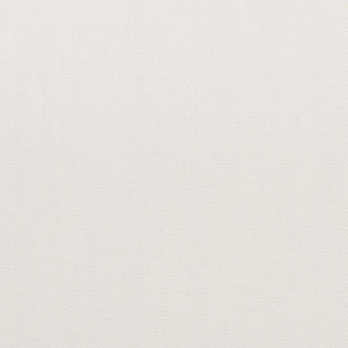 コットン&ウール混×無地(ライトグレー)×サージストレッチ_全3色_イタリア製 イメージ1