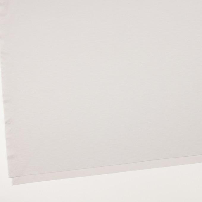 コットン&モダール×無地(パールグレー)×スムースニット_全2色 イメージ2