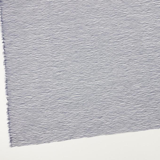 コットン×ウェーブ(アッシュネイビー)×ボイルジャガード イメージ2