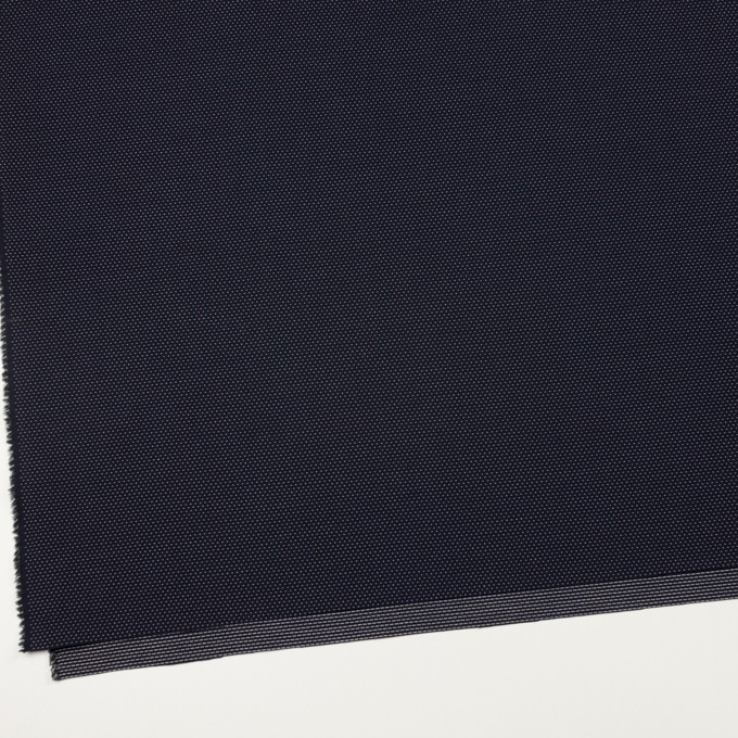 コットン×ドット(ダークネイビー)×ブロードドビー イメージ2