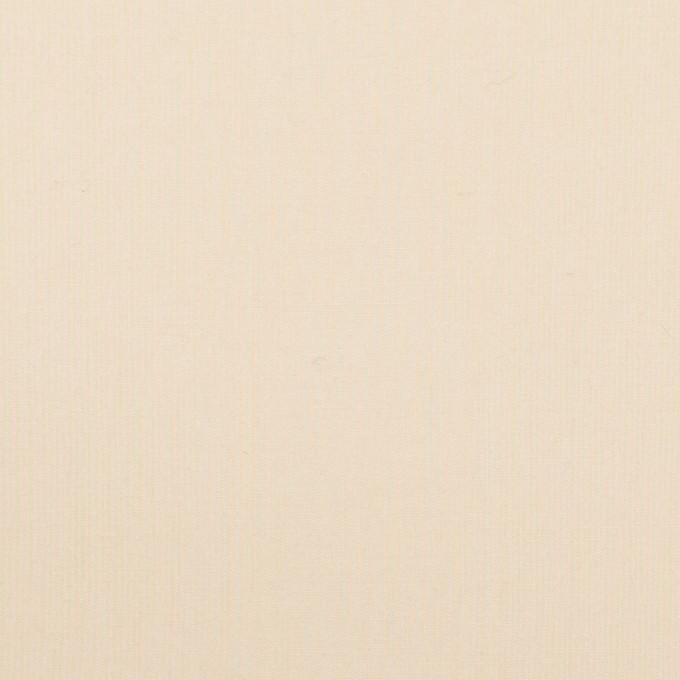 コットン×無地(エクリュ)×ローンワッシャー_全4色 イメージ1
