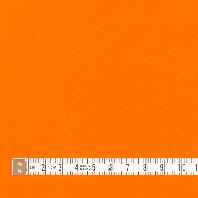 コットン×無地(オレンジ)×ローンワッシャー_全4色 イメージ4