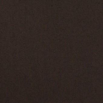 コットン×無地(ビターチョコレート)×ローンワッシャー_全4色