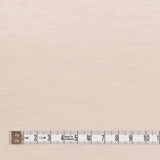 ナイロン&リネン混×無地(パール)×オーガンジーワッシャー_全2色 イメージ4