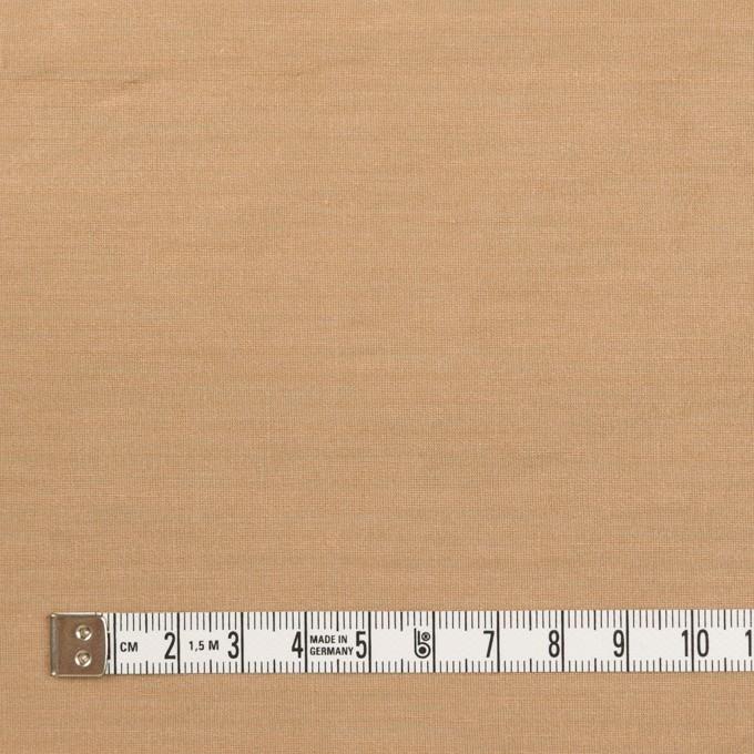 ナイロン&リネン混×無地(セピア)×オーガンジーワッシャー_全2色 イメージ4