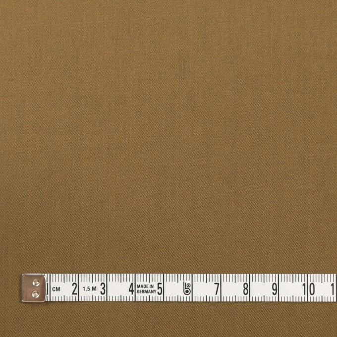 コットン&シルク×無地(ブロンズ)×シャンブレー・ギャバジン イメージ4