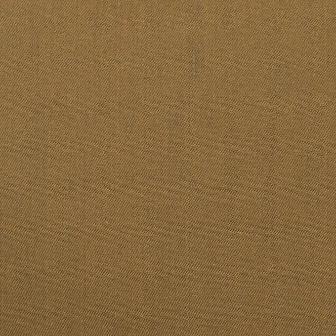 コットン&シルク×無地(ブロンズ)×シャンブレー・ギャバジン イメージ1