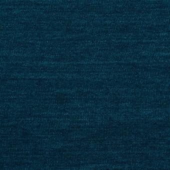 コットン×無地(バルビゾンブルー)×天竺ニット_全2色 サムネイル1