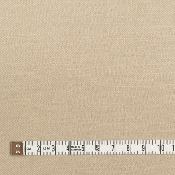 リネン&レーヨン×無地(カーキベージュ)×サージ_全5色 サムネイル4