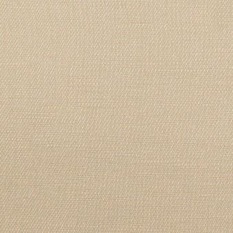 リネン&レーヨン×無地(カーキベージュ)×サージ_全5色 サムネイル1