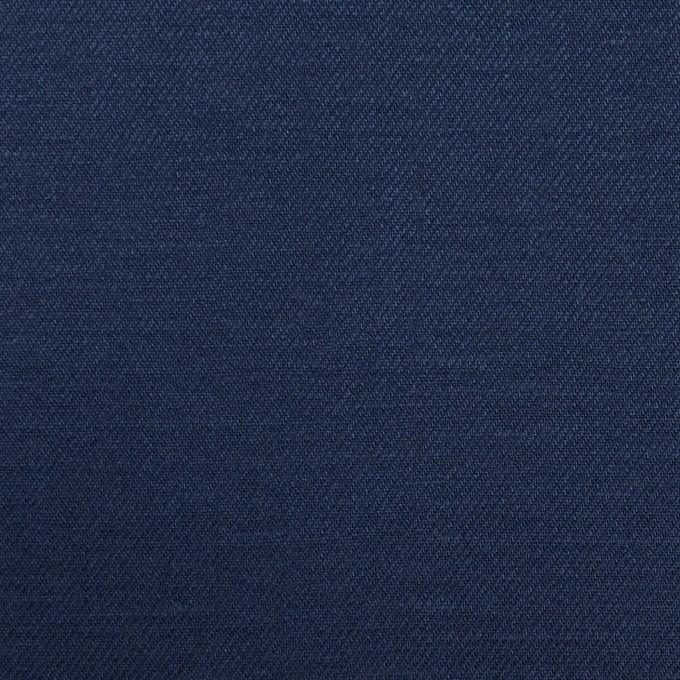 リネン&レーヨン×無地(ネイビー)×サージ_全5色 イメージ1
