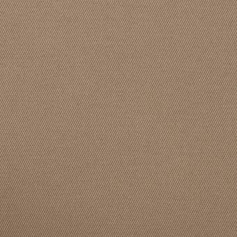 コットン&ポリウレタン×無地(モカブラウン)×チノクロス・ストレッチ_全3色