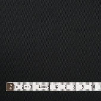 コットン&ポリウレタン×無地(ブラック)×チノクロス・ストレッチ_全3色 サムネイル4