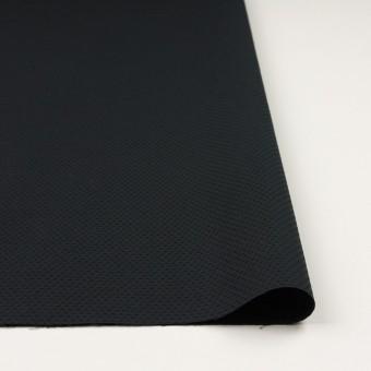 ポリエステル&コットン×クロス(ブラック)×シーチング・ドビー_全2色 サムネイル3