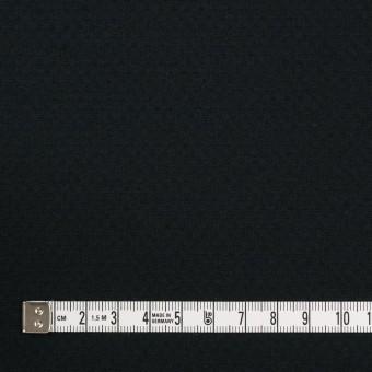 ポリエステル&コットン×クロス(ブラック)×シーチング・ドビー_全2色 サムネイル4
