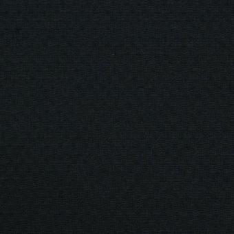ポリエステル&コットン×クロス(ブラック)×シーチング・ドビー_全2色