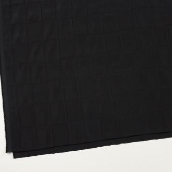 ポリエステル×スクエア(ブラック)×二重織 サムネイル2
