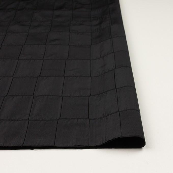 ポリエステル×スクエア(ブラック)×二重織 イメージ3