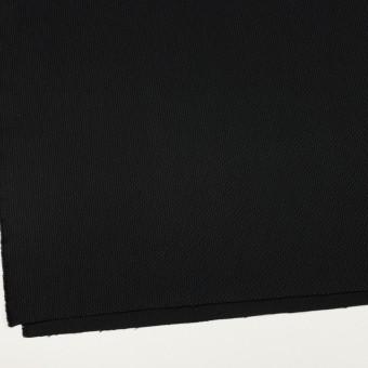 コットン×無地(ブラック)×刺し子 サムネイル2