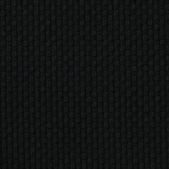 コットン×無地(ブラック)×刺し子