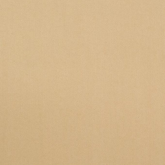 コットン&ナイロン混×無地(ベージュ)×ギャバジン_全4色