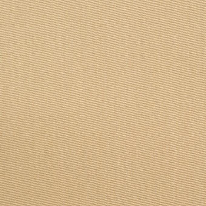 コットン&ナイロン混×無地(ベージュ)×ギャバジン_全4色 イメージ1