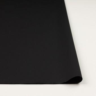 コットン&ナイロン混×無地(ブラック)×ギャバジン_全4色 サムネイル3