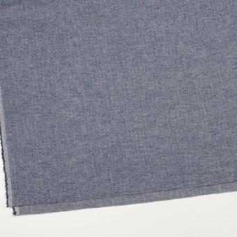 コットン&ポリウレタン×ミックス(ネイビー)×ヘリンボーン・シャーリング_全3色 サムネイル2