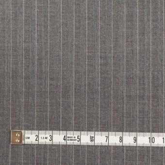ポリエステル&レーヨン×ストライプ(グレー)×サージ&ポプリン_全2色 サムネイル4