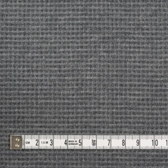 コットン×無地(チャコールグレー)×Wニット_全2色 サムネイル6