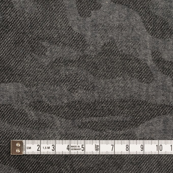 コットン×迷彩(チャコールグレー)×ビエラ イメージ4