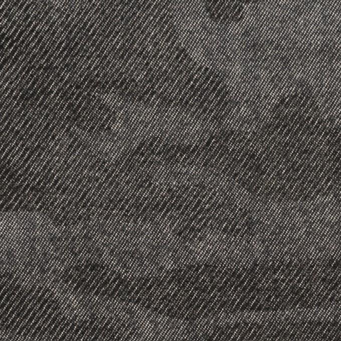 コットン×迷彩(チャコールグレー)×ビエラ イメージ1