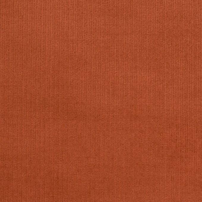 コットン&ポリウレタン×無地(レンガ)×細コーデュロイ・ストレッチ_全5色 イメージ1