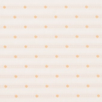 ポリエステル×ドット(オフホワイト)×形状記憶タフタドビー_全2色