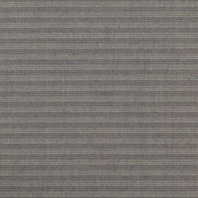 コットン×無地(グレー)×ヘリンボーン_イタリア製 イメージ1