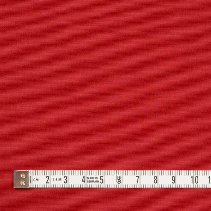 ナイロン&コットン×無地(レッド)×タッサーポプリン_全2色 イメージ4
