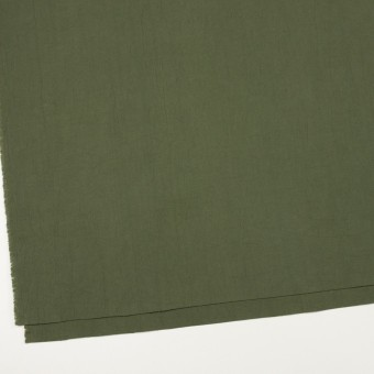 コットン×無地(カーキグリーン)×コードレーン・ワッシャー_全3色 サムネイル2