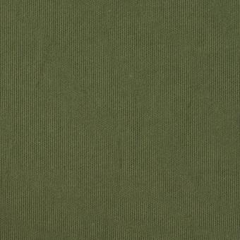 コットン×無地(カーキグリーン)×コードレーン・ワッシャー_全3色