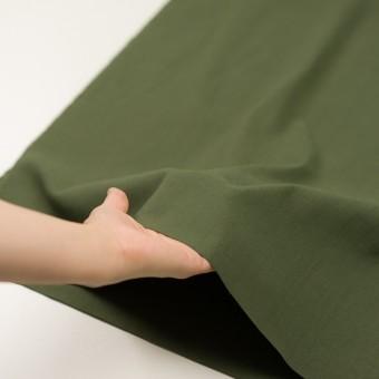 コットン×無地(カーキグリーン)×コードレーン・ワッシャー_全3色 サムネイル5