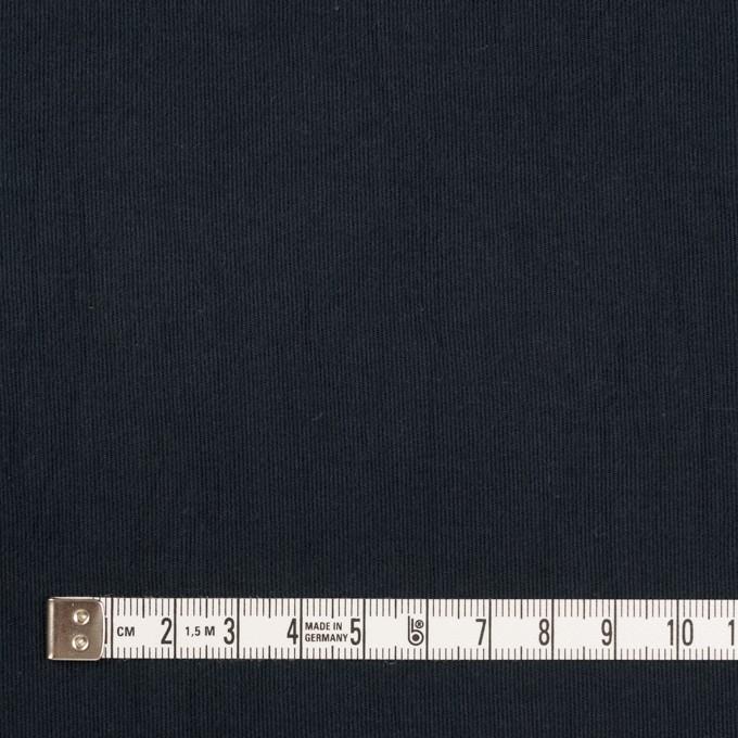 コットン×無地(ダークネイビー)×コードレーン・ワッシャー_全3色 イメージ4