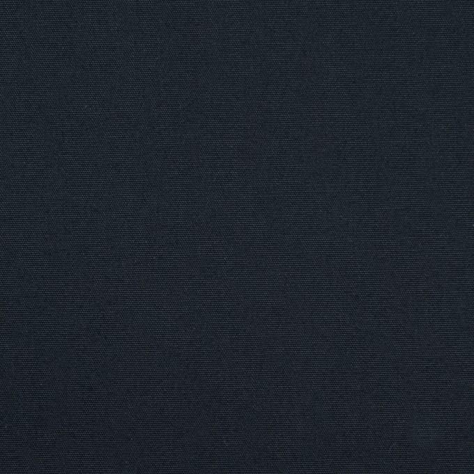 コットン×無地(ダークネイビー)×高密ブロード_全2色 イメージ1